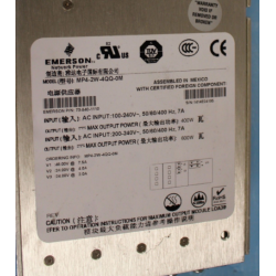 Astec MP4-2w-4QQ-0M Power...